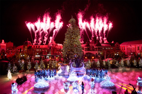 Phantasialand Wintertraum 2017 / 2018