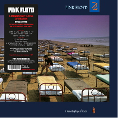 Pink Floyd The Final Cut & A Momentary Lapse of Reasons