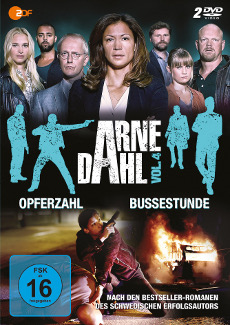 DVD: Edel:Motion - Arne Dahl Vol. 4