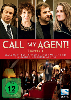 DVD: Edel:Motion - Call My Agent!